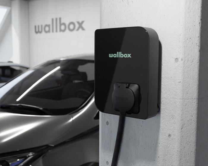 Wallbox denkt mee met uw bedrijf.