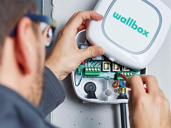 Uw Wallbox veilig laten installeren.