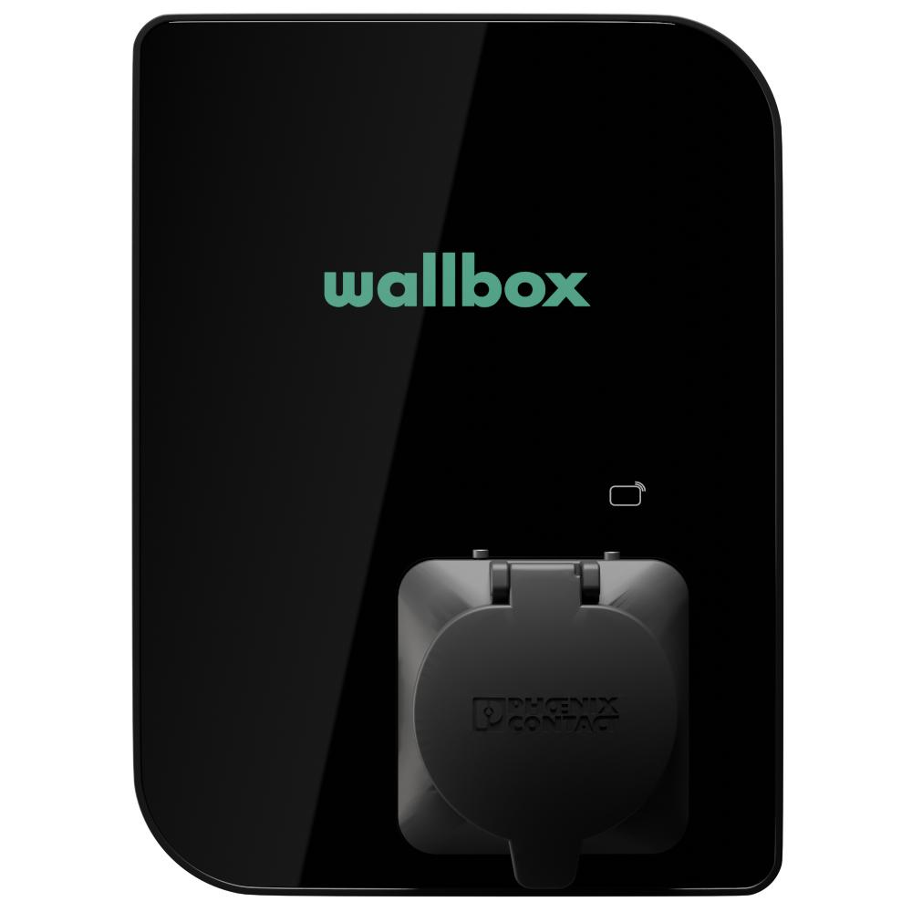 Wallbox Copper SB t/m 22kW